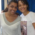 Andréia e Adriana Duarte
