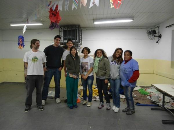 Equipe Castração Solidária e Sapa Org.