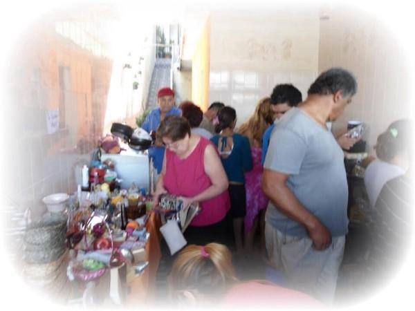 Bazar Castração Solidária - Dez/2013