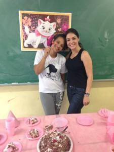 Bolo surpresa para coordenadora do projeto - Adriana Duarte - 29 anos!